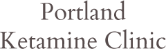 Portland Ketamine Clinic logo crop